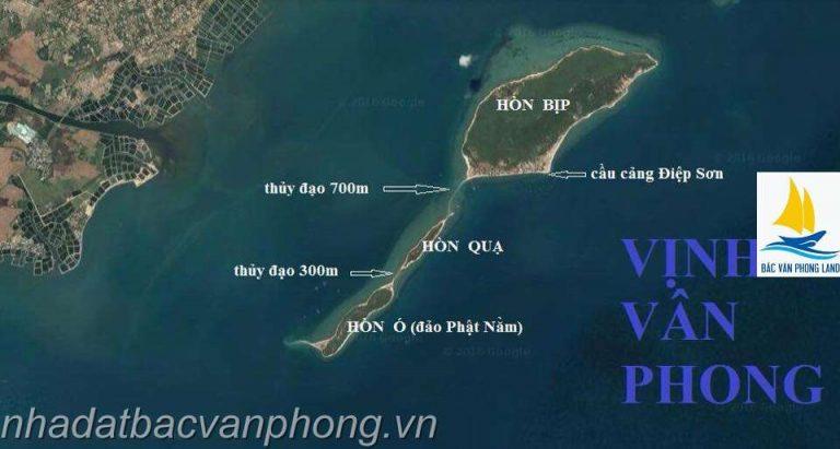 Quy hoạch Đảo Điệp Sơn