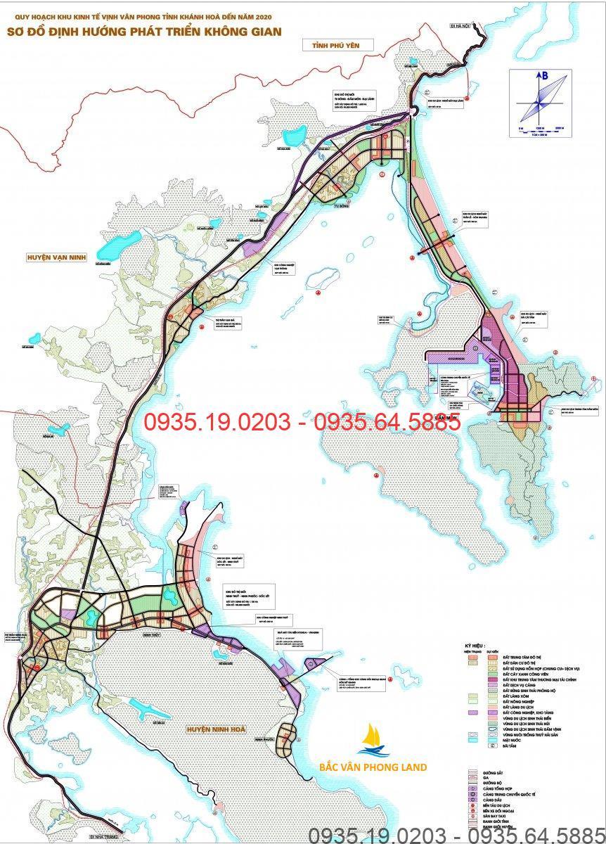 Tổng quan về dự án quy hoạch đặc khu kinh tế Vân Phong