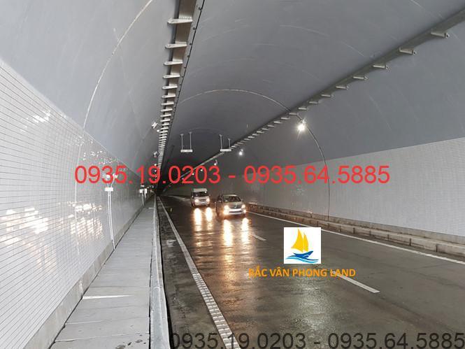 Chính thức thông hầm đường bộ Đèo Cả