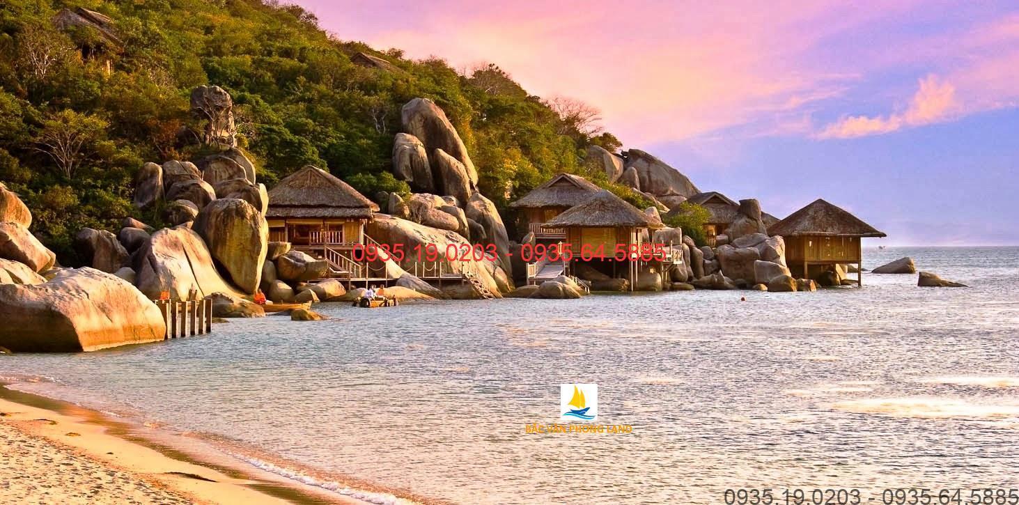 Khách sạn ở vịnh Vân Phong Nha Trang
