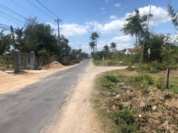 Mặt tiền đường Nguyễn Huệ Vạn Ninh Giá Rẻ 9 Triệu/m2