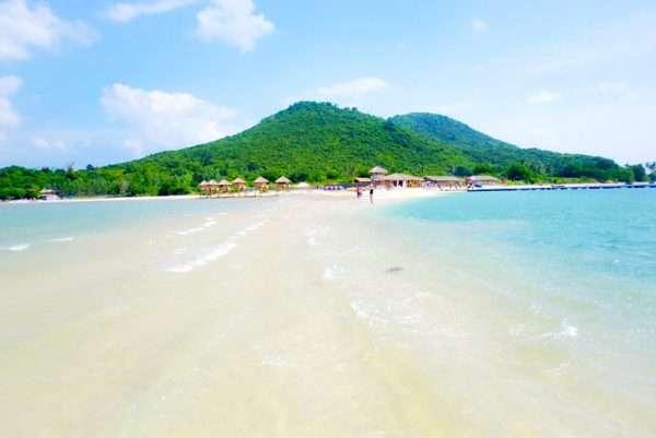 Dự án đất Mặt Biển Điệp Sơn – Khu đô thị du lịch trung tâm Bắc Vân Phong