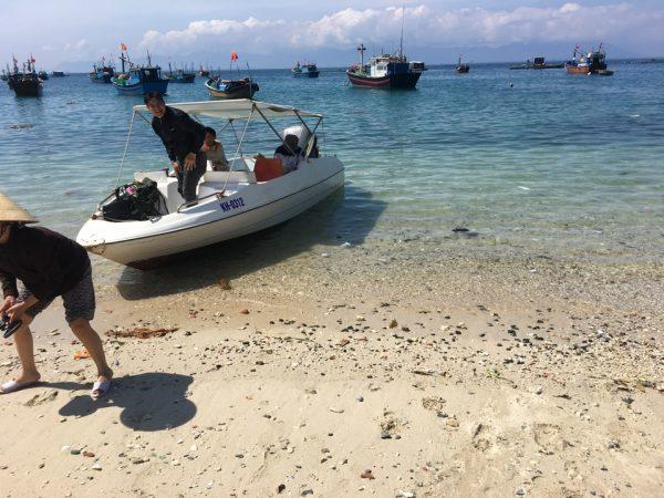 Mặt Biển Ninh Đảo có Thổ Cư Vạn Thạnh