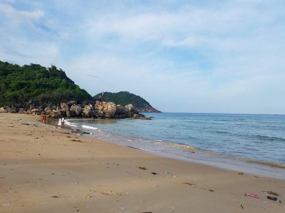 Mặt biển Tuần Lễ