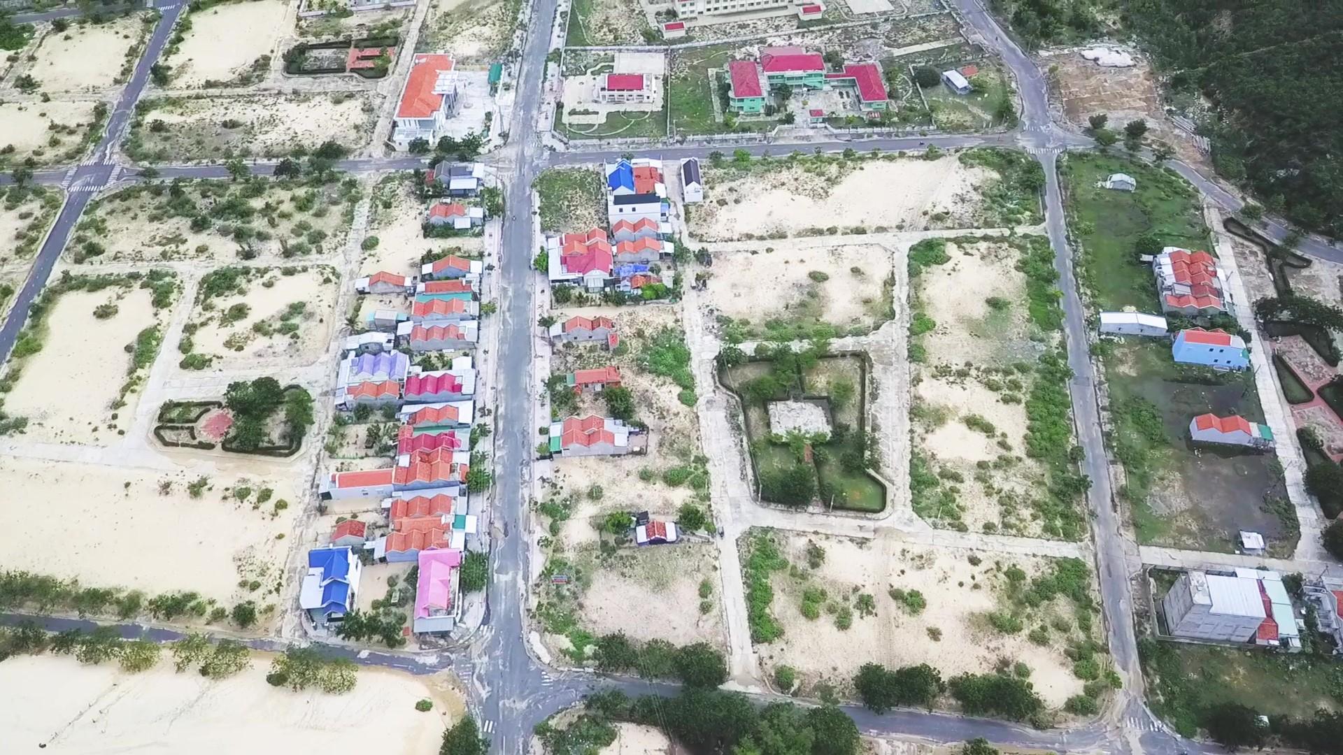 khu TĐC Vĩnh Yên