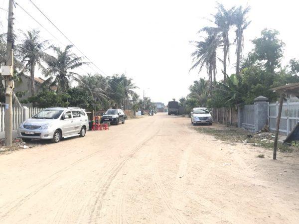 Bán đất ven biển Phú Yên Góc 3 Mặt Tiền Đường Rộng 16m