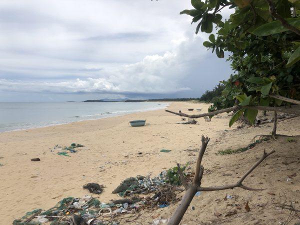 Bán Đất Mặt Biển Phú Yên Lô 4 mặt Tiền