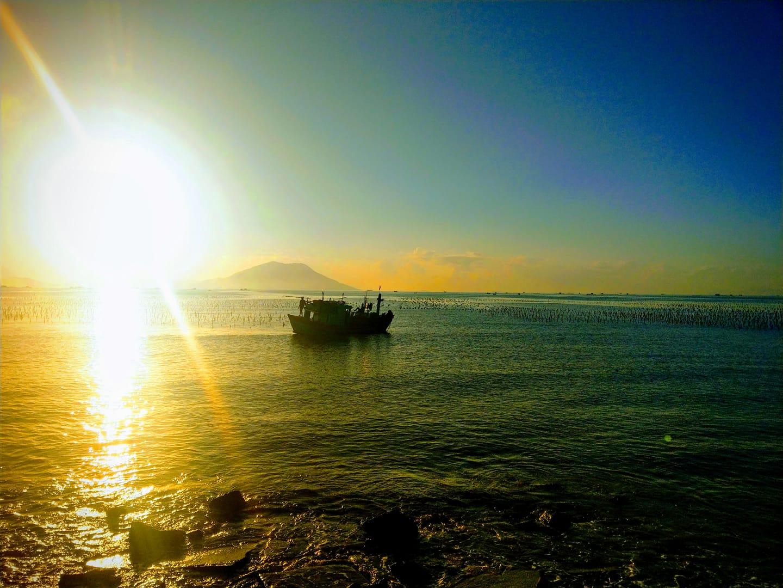 Ven Biển Bắc Vân Phong
