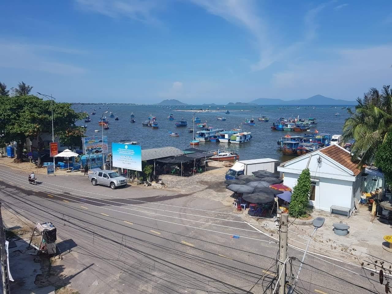 Cảng Cá Vạn Giã sẽ di dời về Vạn Thắng sau khi xây dựng xong