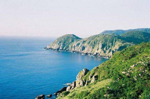 Một góc biển đảo Vịnh Vân Phong